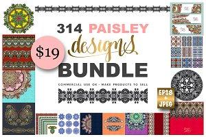 314 PAISLEY DESIGN