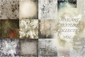 Fine art texture collection vol. 2