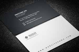 C-7 Business Card