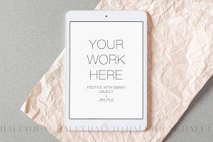 Ipad Mockup, eBook Mockup