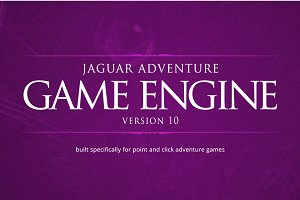 Jaguar - HTML5 Adventure Game Engine