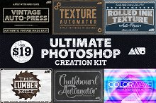 Ultimate Photoshop Creation Kit