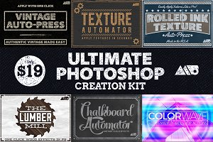 Ultimate Photoshop Creation Kit