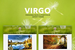 Virgo Ghost Theme