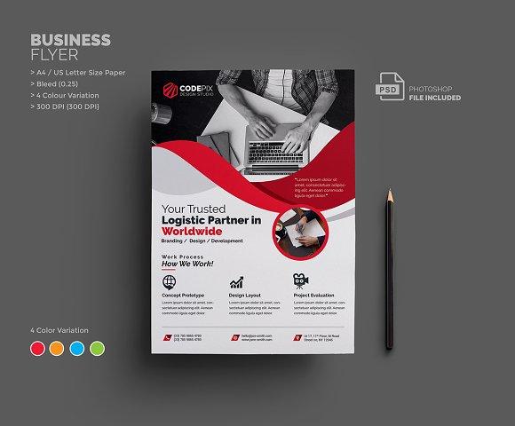 Flyer-Graphicriver中文最全的素材分享平台