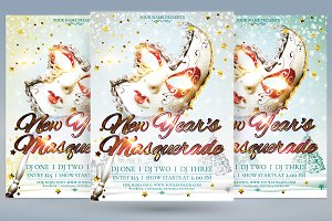 New Years Masquerade