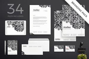 Branding Pack | Atelier