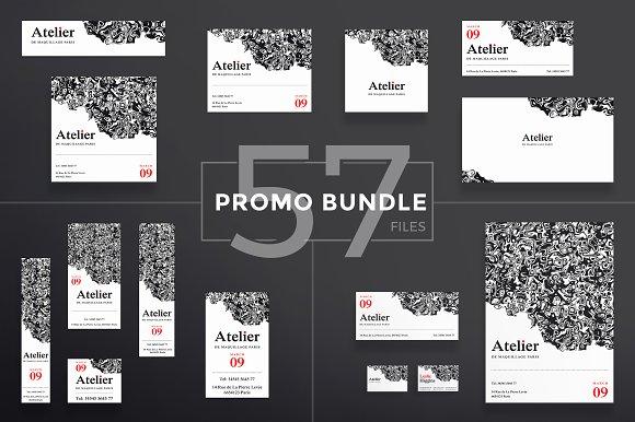 Promo Bundle | Atelier