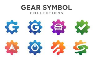 Gear Icon Collections