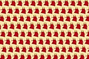 Santa bag pattern