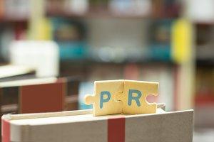 PR puzzle letters