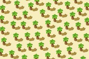 Palm pattern