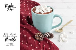 Christmas mug bundle #7879