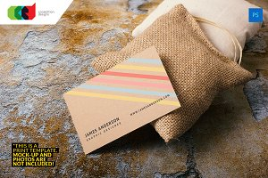 Kraft - Business Card 34