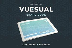Vuesual - Brand Book Presentation