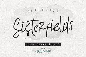 Sisterfields Script - 35% OFF