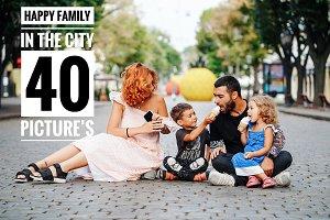 Happy Family Summer Shoot, 40 pics