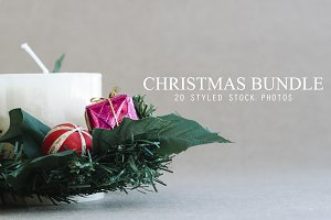 Christmas Stock Photos Bundle
