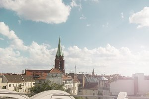 Berlin Roof View Photography