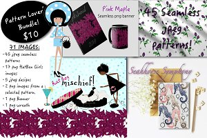 Pattern Lover's Bundle