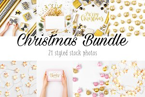 Christmas Bundle. Gold