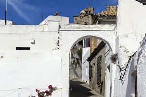 Arcos de la Frontera. Andalusian