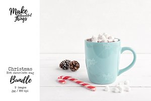 Christmas mug bundle #7880