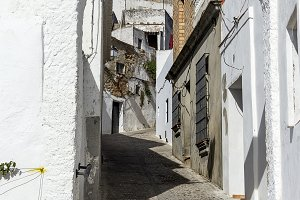White villages of Andalucia.