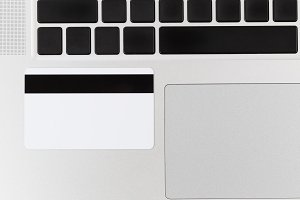 Credit card fraud while on-line