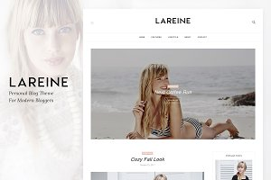 LaReine - WordPress Blog Theme