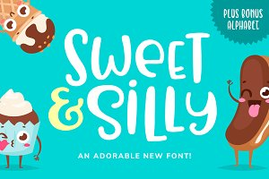 Sweet & Silly Font