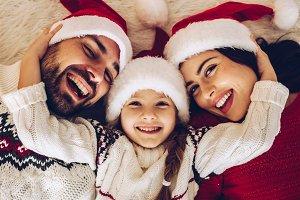 Christmas family!
