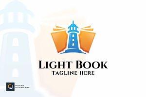 Light Book - Logo Template