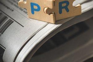 Clsoe up PR letters