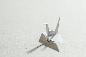 Cranes origami