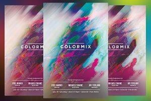 Color Mix Flyer