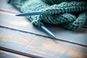 Woollen thread