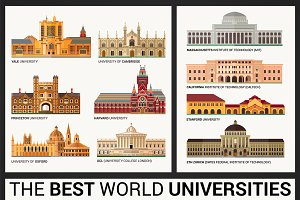 The Best World National Universities