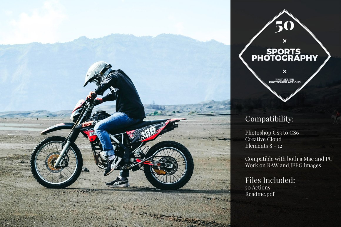 50 sports effect photoshop actions actions creative market baditri Image collections