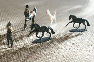 Horses toys