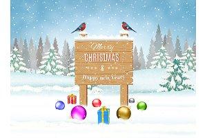 Happy New Year Celebration,