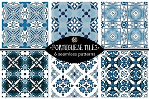 Set 109 - 6 Seamless Patterns
