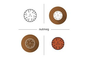 Nutmeg icon