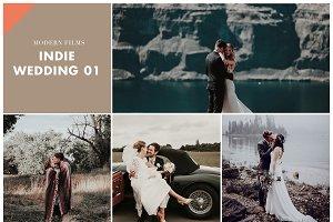 MODERN FILMS - INDIE WEDDING 01