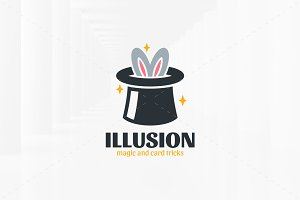 Illusion Logo Template