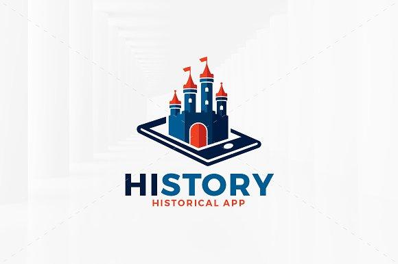 History Logo Template