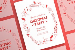 Posters | Christmas Party