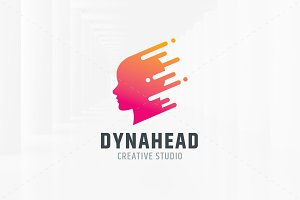 Dynamic Head Logo Template