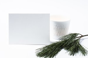 Scandi XMas | Greeting Card