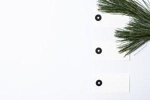 Scandi XMas | Gift Tags